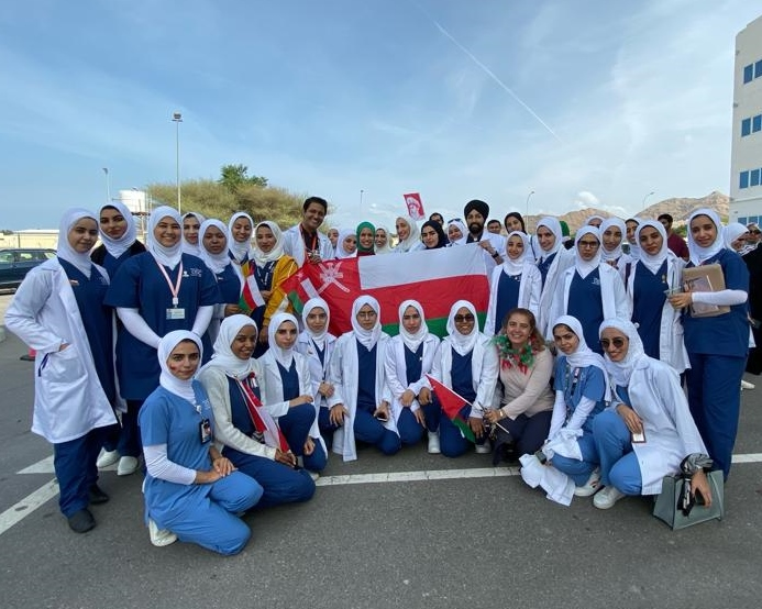 ODC Celebrates the 49th National Day of Oman