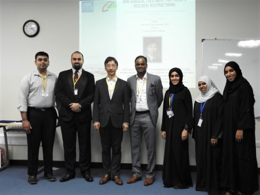 ODC Organises an International Orthodontic Symposium